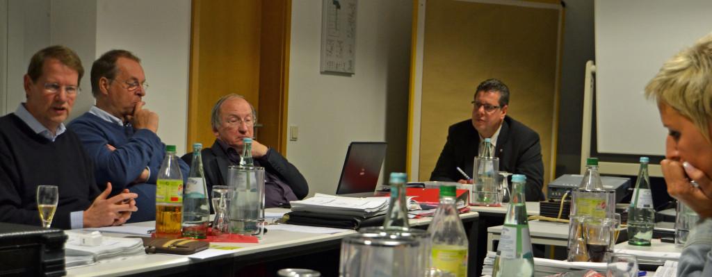Der CDU Kreisvorsitzende und Bundestagsabgeordnete auf der Klausurtagung