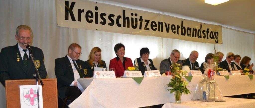 Kreisschützenverbandstag 2015 in Boostedt