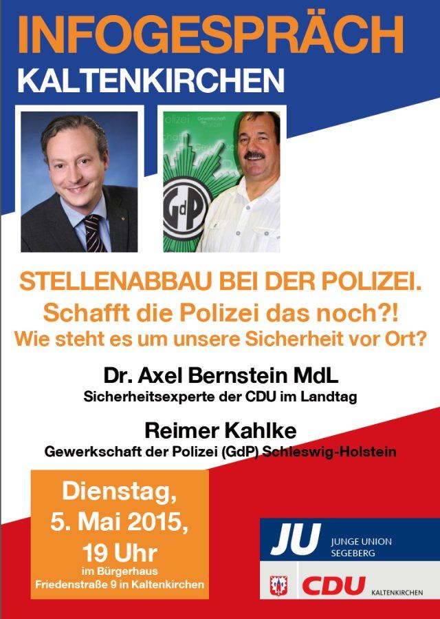 Infogespräch-Polizei