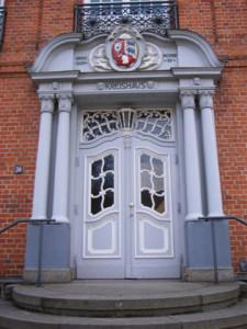 Portal-Kreishaus