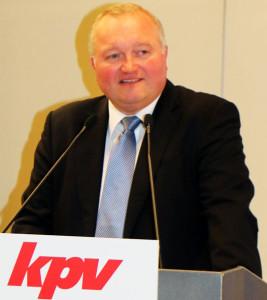 Dr. Henning Görtz KPV-Landesvorsitzender