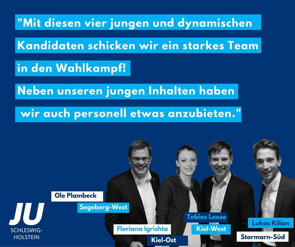 JUnge Kandidaten 2017